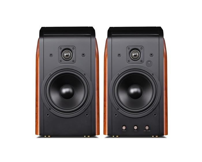 все цены на M300 Active HiFi Speaker TV Bluetooth Speaker Bluetooth Line Input professional DSP divider 2.0 media speaker 2 way 95dB онлайн