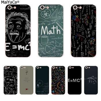 MaiYaCa Math Unique Design High Quality phone case for Apple iPhone 8 7 6 6S Plus X 5 5S SE 5C Cover