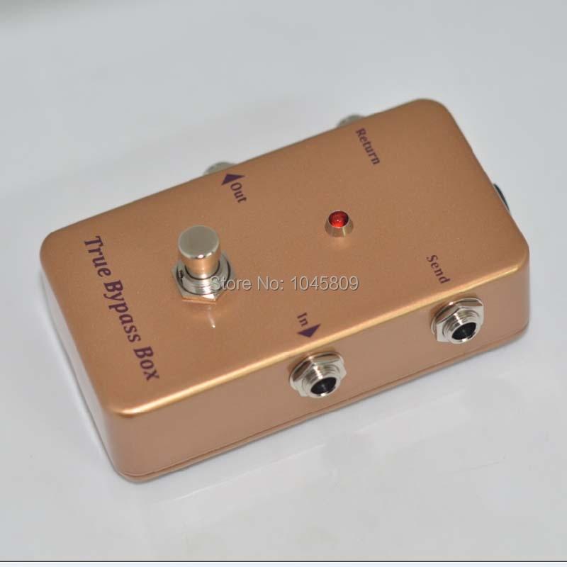 True-Bypass Looper Pedal de efecto Pedal de efecto de guitarra Looper - Instrumentos musicales - foto 1