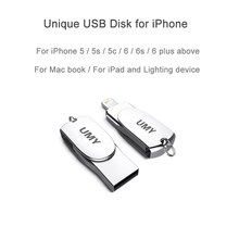 64GB Pen Drive USB Flash Drive 32GB Pendrive For iPhone 128GB 16GB