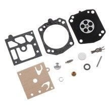 12 pçs/set kit de reparo de carburador, kit de reparo de diafragma de junta fit walbro K22-HDA echo motosserra