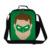 2016 Populares de Dibujos Animados Héroe SuperMan Kids Lunch Bag Boy Personalizada Aislado Lonchera Niños Estudiantes Bolsa de Alimentos Snacks