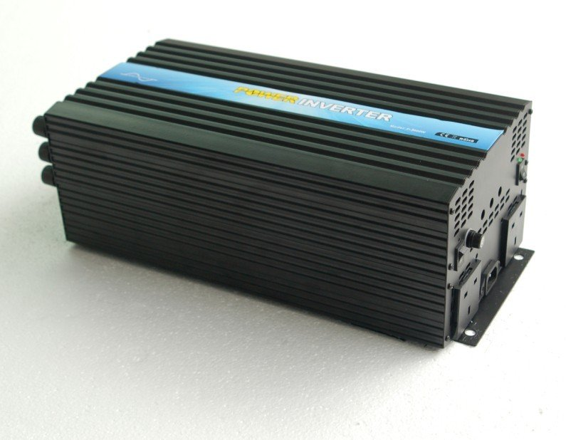Factory sell CE&ROHS approved ,dc 12v  220v 3000w  pure sine wave  solar inverter,power inverter 50hz&60hz switch,free shipping