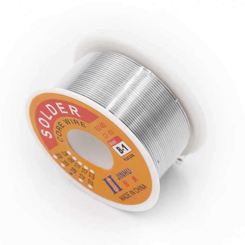 60g 60//40 0.3mm Tin Lead Soldering Wire Reel Solder Rosin Core