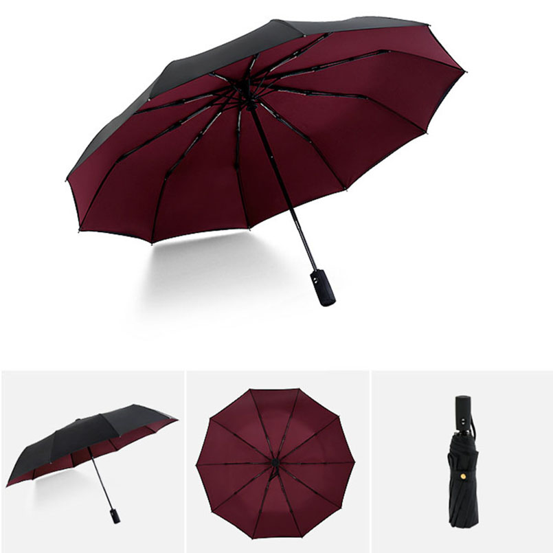 Full Automatic Oversize Reinforced Umbrella 1