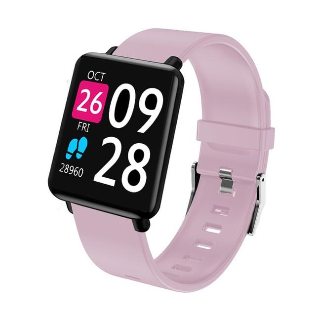 электронные часы наручные женские 5