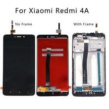 Für Xiaomi Redmi 4A Bildschirm LCD Display Digitizer für Xiaomi Redmi 4A Smartphone Komponente Reparatur Zubehör + Kostenloser Versand