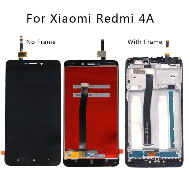 Voor Xiaomi Redmi 4A Screen Lcd scherm Digitizer voor Xiaomi Redmi 4A Smartphone Component Reparatie Accessoires + Gratis Verzending