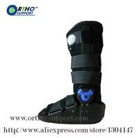 Rom ووكر 17 بوصة إصابة التواء الكسر المشي الأحذية التهاب اللفافة قسط طائرة ووكر و rom هوائية ووكر