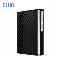 Sharp FZ D60HFE FZ D60DFE Air Purifier HEPA Filter Honeycomb Activated Carbon Filter Fit For FZ A61HFR