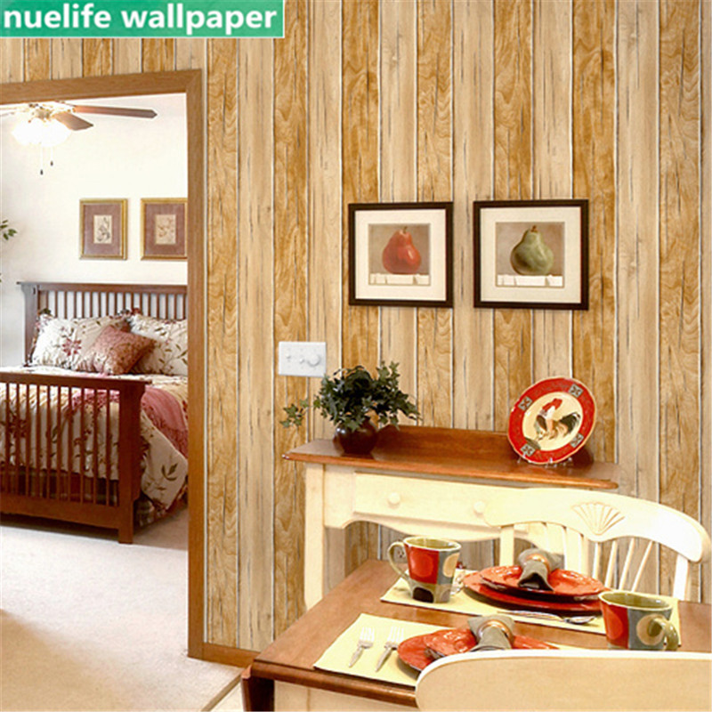 Mediterranean style wood pattern restaurant cafe shop study living room bedroom wedding room children room background wallpaper