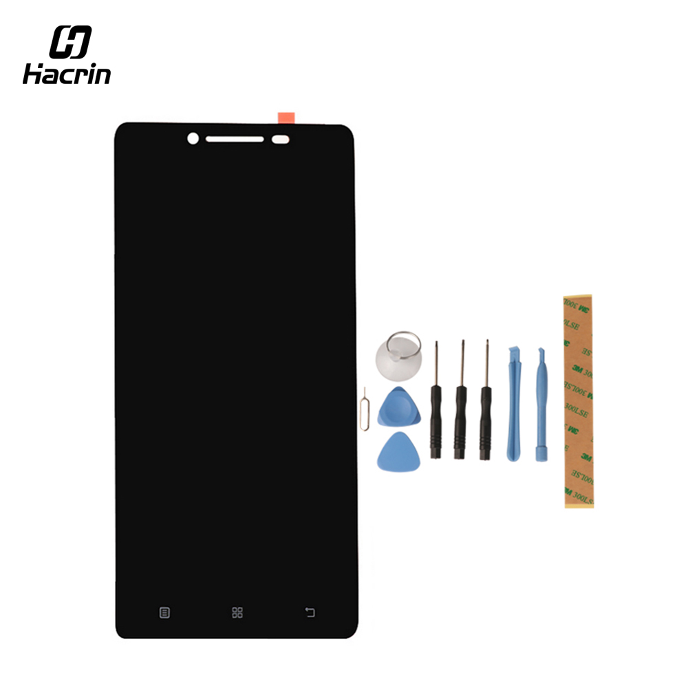 For Lenovo A6000 Lcd Display Touch Screen With Tools Glass Panel Nintendo Switch Mocolo Original 9h Premium Tempered Digitizer Accessories Phone Replacement Plus