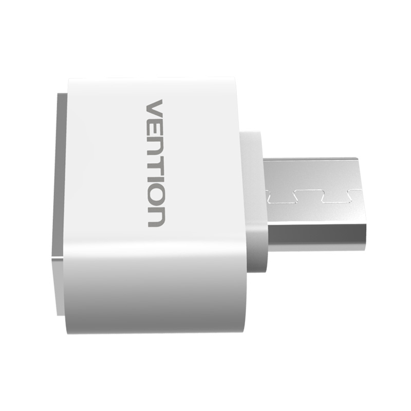 US $1 79 27% OFF|VENTION Mini Micro Usb Otg Cable To USB OTG Adapter For  Samsung HTC Xiaomi Sony LG Android OTG Card Reader Usb OTG adapter-in Data