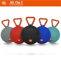 JBL Clip2 Music Box 2 Bluetooth Portable Audio Outdoor Mini Speaker IPX7 Waterproof