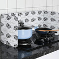 Защита от брызг масла анти крышка от жира экономичный Алюминиевый Чехол плита жарки приготовления пищи - фото