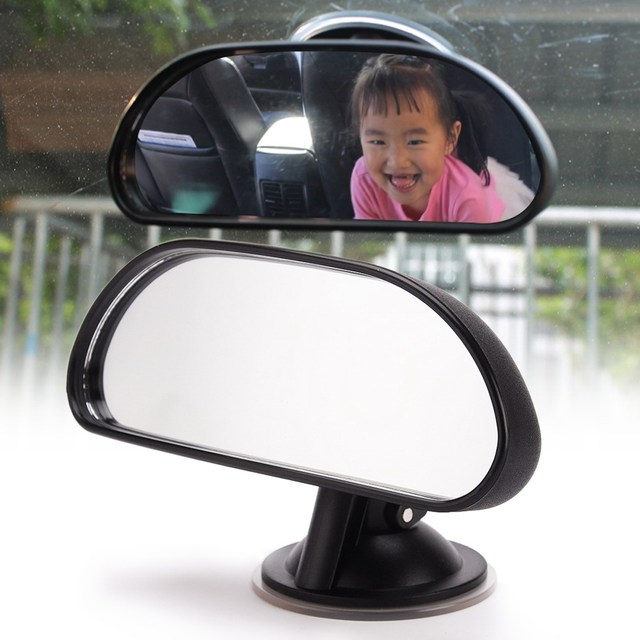 Car Children Baby Safety Monitor Mirror Rear View Back Seat Styling