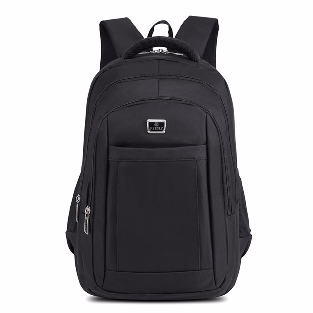 2018 Feesly Hot Sale Men USB Charge Computer Bag Anti-theft Notebook Backpack Waterproof Laptop Backpack Women School Soft Bag ozuko multi functional men backpack waterproof usb charge computer backpacks 15inch laptop bag creative student school bags 2018