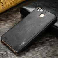 X Level Ultra Slim Soft Luxury PU Leather Full Protection For Huawei Enjoy 5s Back Cover