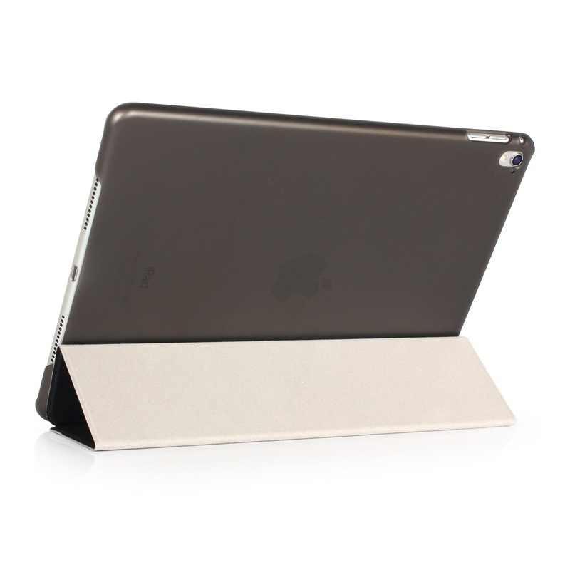 حافظة ذكية جلدية مغناطيسية فائقة النحافة من البلاستيك الصناعي لهاتف iPad Air 10.5 Pro 10.5 inch الجديد