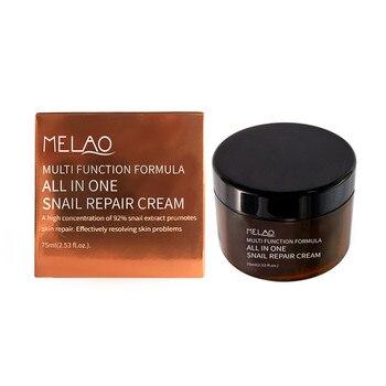 75ml Snail Cream Face Cream Shirink Pores Repair Whitening Cream Moisturizing Anti-aging Serum Anti Wrinkle Oil-control
