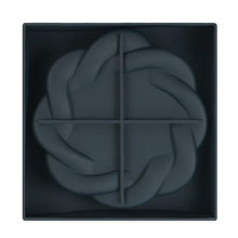 Silicone Baking Mooncake Mold Decorating Bakeware Round Shaped For Silicon Mould Cake Lace Molds Black Muffin Pan