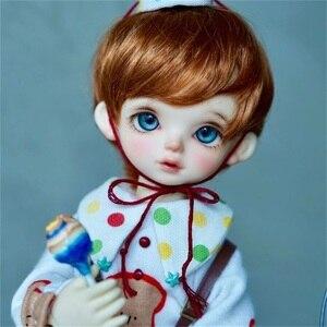 Image 1 - OUENEIFS poupée Ramcube Ravi BJD SD 1/6 corps, poupées modèles en résine, jouets de haute qualité, boutique Luodoll, cadeaux danniversaire