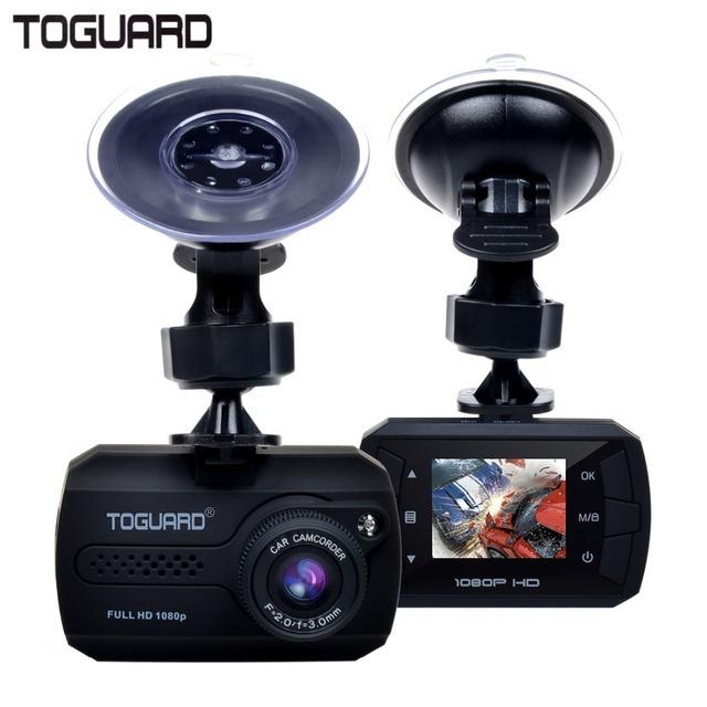 """Original toguard 1.5 """"full hd 1080 p novatek 96220 car dvr traço camera recorder registrator vídeo g-sensor motion detecção"""