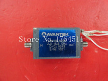 [BELLA] AVANTEK SWL88-6956 2-18.5GHz 15V SMA amplifier supply