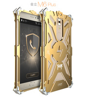 Original Simon Case Armor Shockproof Metal Aluminum THOR IRONMAN Protective Phone Cases Covers For GIONEE M6