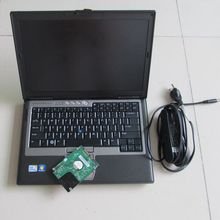 d630 laptop 2gb ram plus 1000gb hard disk with auto repair software 10.53v alldata and mitchell software installed well on sale