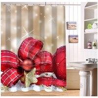 YY612f 248 New Custom Christmas Gift 1 Modern Shower Curtain Bathroom Waterproof LJ W 248