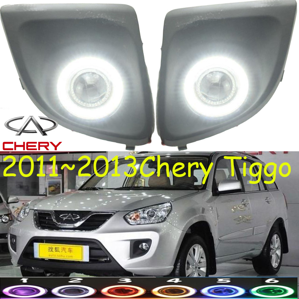 Tiggo fog light 2011~2013 Free ship!Tiggo daytime light,2ps/set+wire ON/OFF:Halogen/HID XENON+Ballast,Tiggo insight guides rome city guide