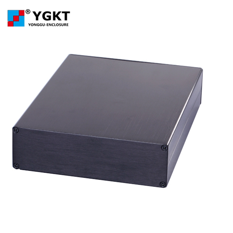 152-44-130/150/200 mm (W-H-L)pcb enclosure junction box aluminum electronics aluminum case diy electrical cabinet 122 45 110mm w h l aluminum enclosure for pcb case wall mounting aluminum box aluminum extursion box junction box