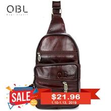 цены на Genuine Cow Leather Shoulder Bag Men Crossbody Bag Waist Pack Handbag for Man Sac a Main Sacoche Homme Bolsa Masculina MBA37  в интернет-магазинах