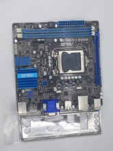 Used,P8H61-I R2.0 Desktop Motherboard For Intel H61 Socket LGA 1155 For i3 i5 i7 DDR3 16G USB3.0,tested good