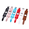 38/42mm 3 in 1 Genuine Leather Cuff Bracelet Wristwatch Band Strap Belt with Connector for iwatch Apple Watch I48.