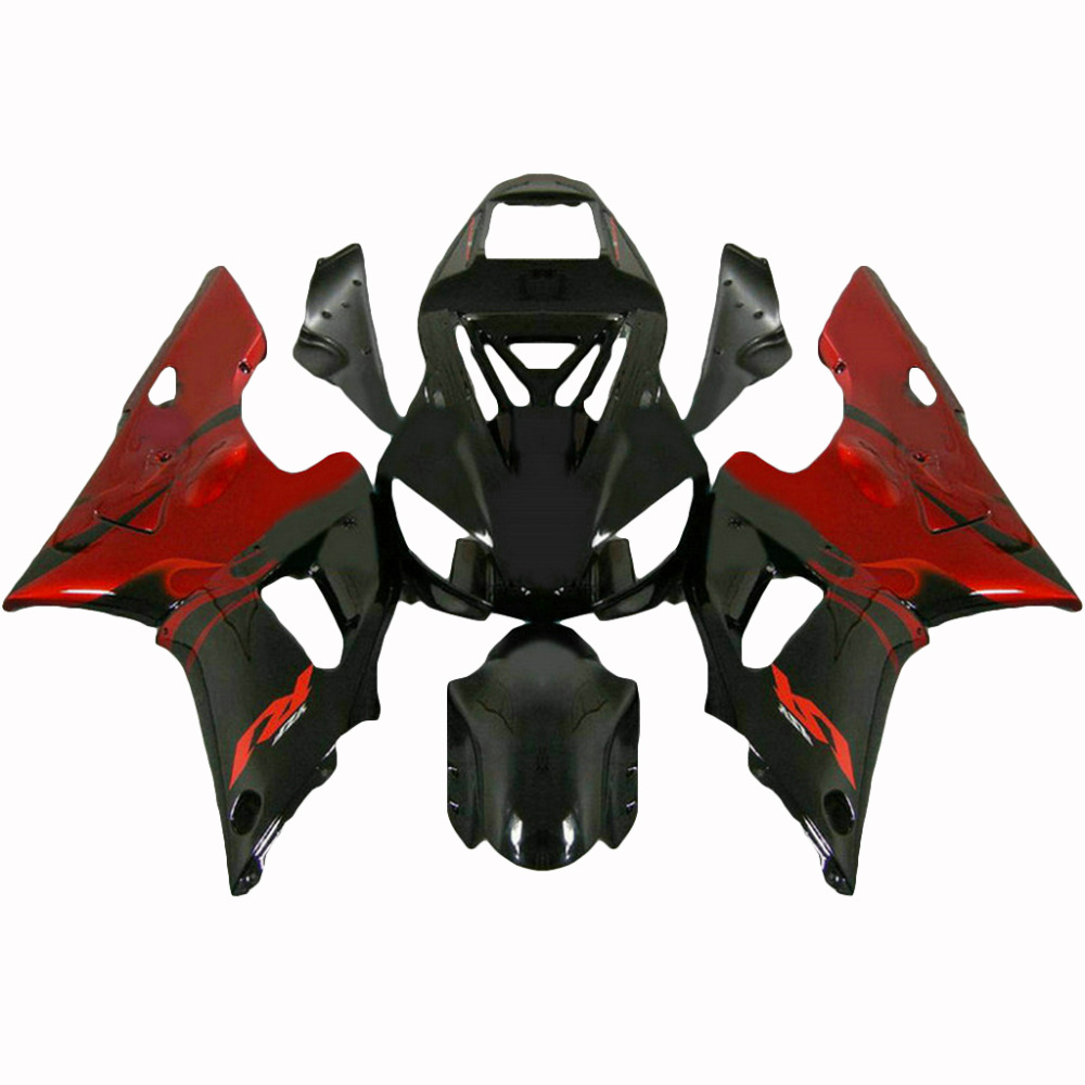 все цены на Motorcycle fairing kit for 98 99 red YAMAHA R1 YZF R1 fairings kit for 1998 1999 aftermarket body parts LV79