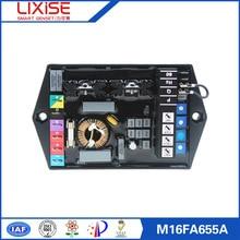 LIXiSE genset avr из Китая marelli avr M16FA655A