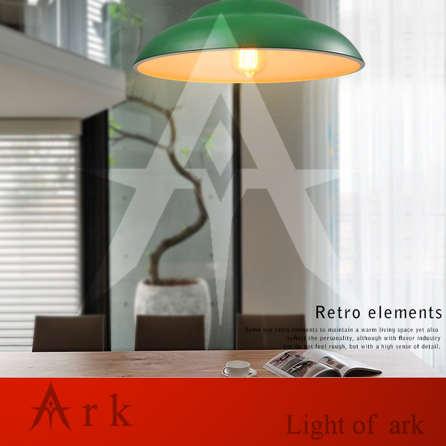 ARK LIGHT FREE SHIPPING loft  American vintage nostalgic Industrial Retro Hanging Lights  Dining room coffee room tea house