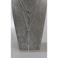 Simple Bijoux Charm Tassel Necklace