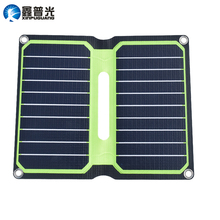 Xinpuguang 10W 5V Green ETFE Laminated All-In-One Efficient Portable Solar Charger 12V Solar Panel Cell for Power Bank Phone