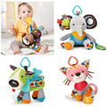 2016 New Hot Sale Baby Plush Toys Animal Multifunction Stroller Accessories Creative Cute Little Elephant Pendant Give A Gift