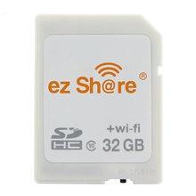 Tarjeta Sd Wifi Sdhc Sdxc, 8G, 16G, 32G, C10 ez, adaptador microSD a SD, compatible con 8GB, 16GB, 32GB, tarjeta TF
