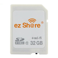 Wifi Sd Card Sdhc Sdxc Memory Card 8G 16G 32G C10 ez Share Wireless WiFi TF Micro SD To SD Adapter Support 8GB 16GB 32GB TF Card