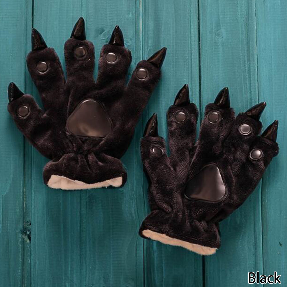 Animal Claw Gloves Women Mens
