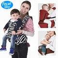 Hot frente virada baby carrier hipseat hipseat portador de bebê portador de bebê mochila estilingue do bebê hip transportadora assento wraps BD77