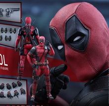 1/6 scale film figure Mutants Deadpool Wade Winston Wilson 12″ action figures doll Collectible model plastic toy soldiers