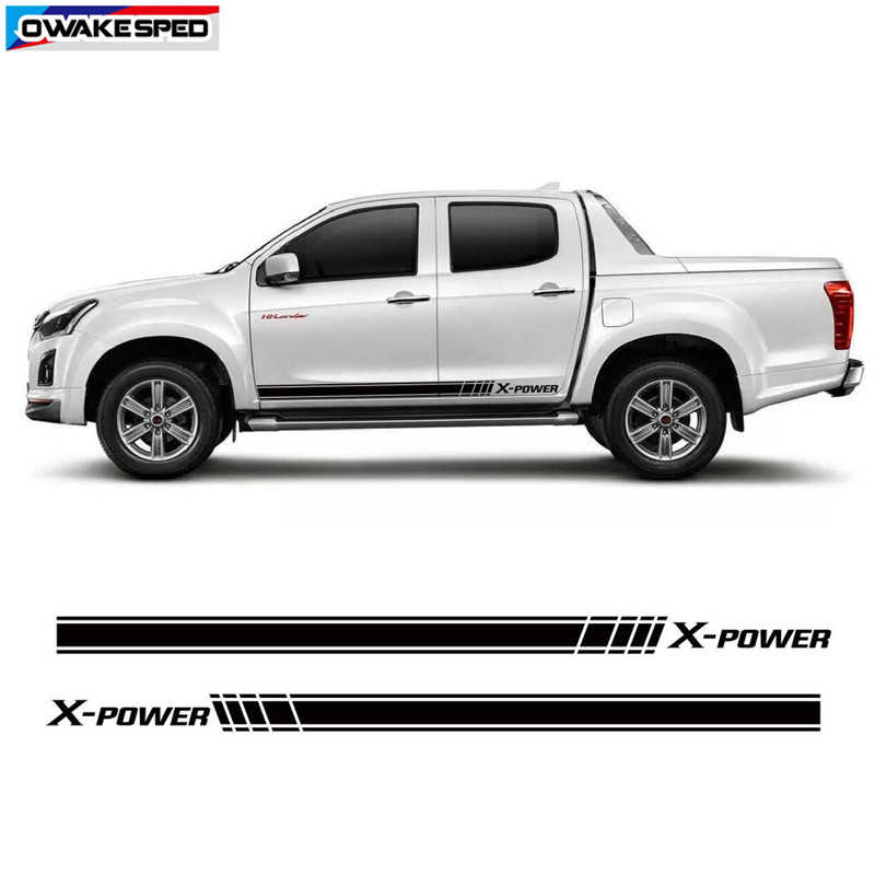 Detail Feedback Questions about Car Sticker For ISUZU D MAX
