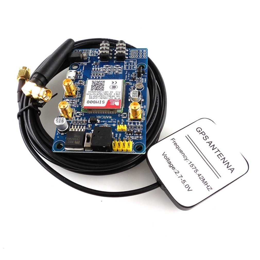 Stm32 Gprs Library
