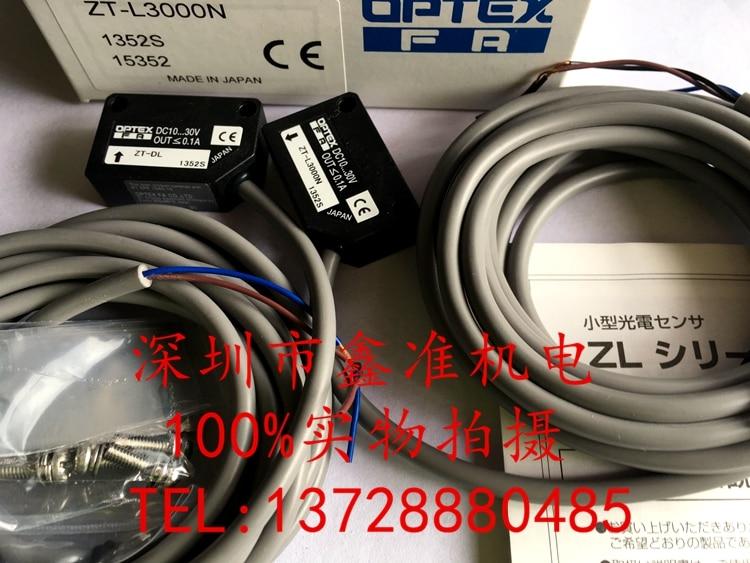 все цены на ZT-L3000N ZT-DL Photoelectric Switch